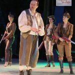 Buck in Lang Leve De Liefde, Shakespearetheater Diever