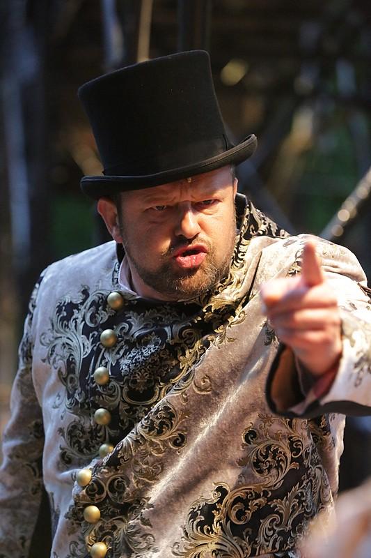 Capuletti, de vader van Julia