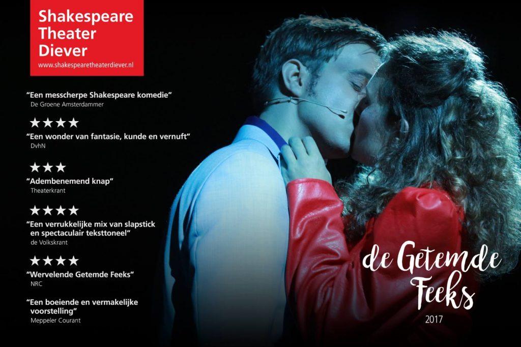 Getemde Feeks Shakespearetheater Diever